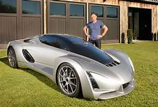 Auto Mit D - dm blade supercar has 3d printed chassis the arduino of cars
