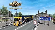 truck simulator 2 beyond the baltic sea
