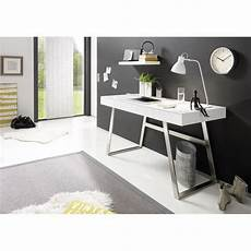 white home office furniture uk andrew ii white matt lacquered computer desk office