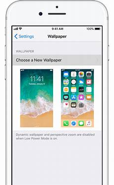 iphone dynamic wallpaper setting change your iphone wallpaper apple support