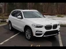 2018 bmw x3 30i review test drive