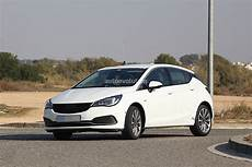 2016 Opel Astra Gsi Hatch Powered By 160 Hp Turbo