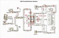 1966 ford thunderbird wiring diagram power window conversion 1966 thunderbird switches in 1966 galaxie ford forums ford