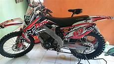 Jual Beli Motor Trail Modifikasi by Jual Trail Modifikasi Megapro 2012 Jos Gandos Malang