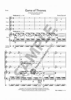 game of thrones ramin djawadi digital sheet music