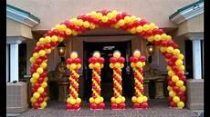 decoration photo how to make a balloon arch balloon decoration ideas