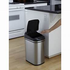 Bins For Small Kitchens 32 litre slim medium sized kitchen bin for the