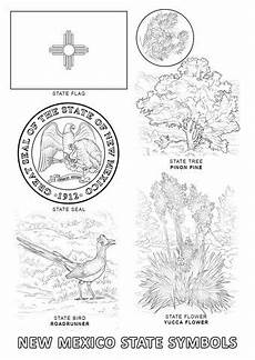 animals of mexico coloring pages 17091 new mexico state symbols coloring page state symbols coloring pages new mexico