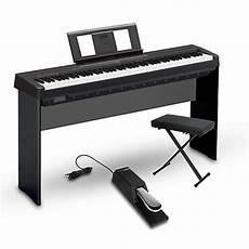 yamaha digital piano p 45 transpose yamaha p 45 88 key weighted digital piano packages guitar center