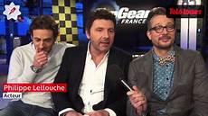 Top Gear Qui Est Le Stig Philippe Lellouche Noom