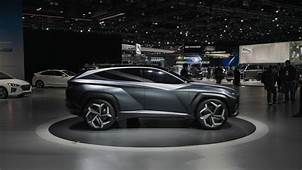 The Radical Hyundai Vision T Concept Is A Plug In Preview