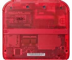 nintendo 2ds rot transparent pok 233 mon omega rubin ab 239