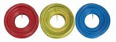 couleur de fil électrique quelle couleur et quelle section de fil 233 lectrique