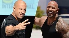Vin Diesel Dwayne The Rock Johnson Box Office