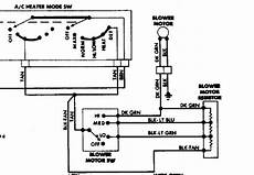2003 dodge blower wiring diagram i a 1987 dodge caravan sometime the heater motor blower works and sometimes it does not