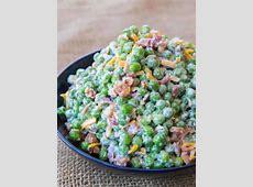 creamy peas and pasta_image