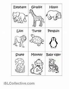 13 best images of animal cut and paste worksheets