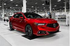 acura s built tlx pmc will you back just over 50 000 roadshow