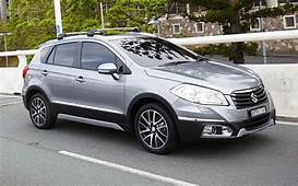 2016 Suzuki SX4 S Cross  Review Changes Facelift Price