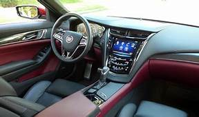 2014 Cadillac CTS 20T Premium Collection  The Interior