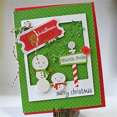 card blanc by kathy martin christmas in july