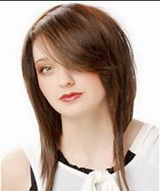 latest 100 haircuts short in back longer in front trendy hairstyles for faces