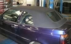 Vw Golf 3 Cabrio Verdeck Stoff Schwarz Vom Cabriozentrum