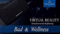 virtuelle badplanung mit 3d brille villeroy boch