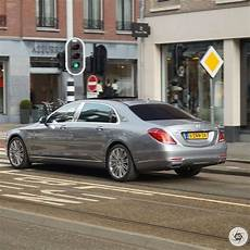 mercedes maybach s class spotted motor exclusive