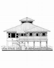 beach house plans pilings beach house plans on pilings house plan dt0067 sea