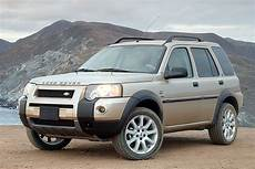 Land Rover Freelander - 2004 land rover freelander reviews specs and prices