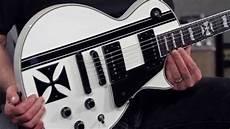 esp ltd iron cross product spotlight esp ltd hetfield signature iron cross electric guitar