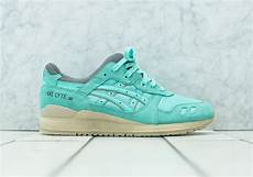 kith drops an exclusive asics gel lyte iii quot cockatoo green