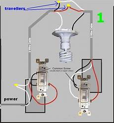house wiring 3 way switch diagram 3 way switch question possible hazard electrical diy chatroom home improvement forum