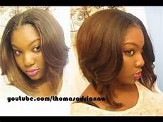middle part bob cheap hair lol youtube