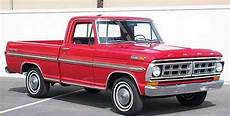 1971 Ford Ranger Xlt W190 Indianapolis 2010
