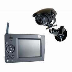 Außenkamera Mit Monitor - a elro cs35cc cs35m funk 220 berwachungskamera