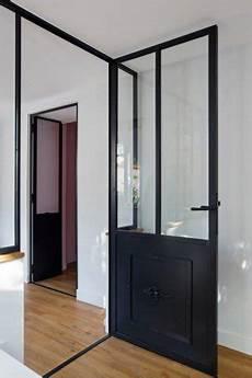 Porte De Style Atelier D Artiste En Acier Battante Ou 224