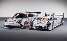2015 Porsche 919 Hybrid Le Mans Winner Wallpaper Hd Car