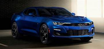 Rendering Tweaks 2019 Camaro SS Refresh  GM Authority