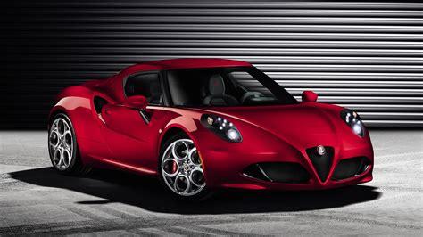 2013 Alfa Romeo 4c Wallpaper