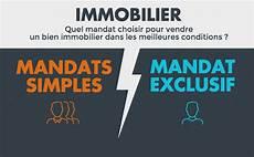 Mandat Simple Ou Mandat Exclusif Phillison Co