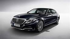 Mercedes S600 Is A Turbo V12 Limo Top Gear