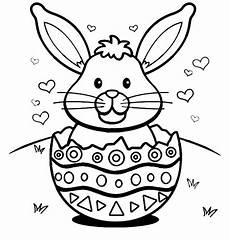 Malvorlagen Ostern Hase Bunny Easter Coloring Pages At Getdrawings Free
