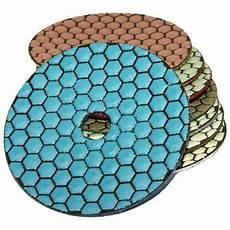 Beton Schleifen Schleifpapier - schleifpads diamantschleifer 216 100 diamantschleifpads klett