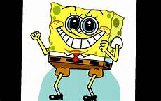 Spongebob With An Extremely Large Smile Spongebob