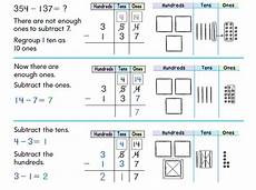 subtraction with regrouping in hundreds tens and ones worksheets 10668 math next week 3 digit addition and subtraction with regrouping and word problems 171 second success