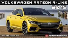 2019 volkswagen arteon r line review rendered price specs