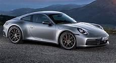 Nouvelle Porsche 911 Plus Puissante Plus Rapide