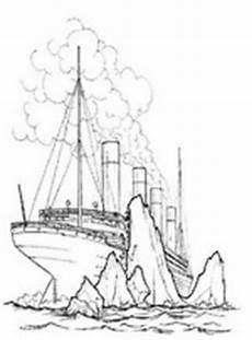 Gratis Malvorlagen Titanic N 30 Ausmalbilder Titanic